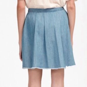 French Connection Skirts - French connection denim skirt